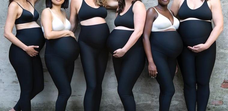 ropa para embarazadas diferentes cuerpos