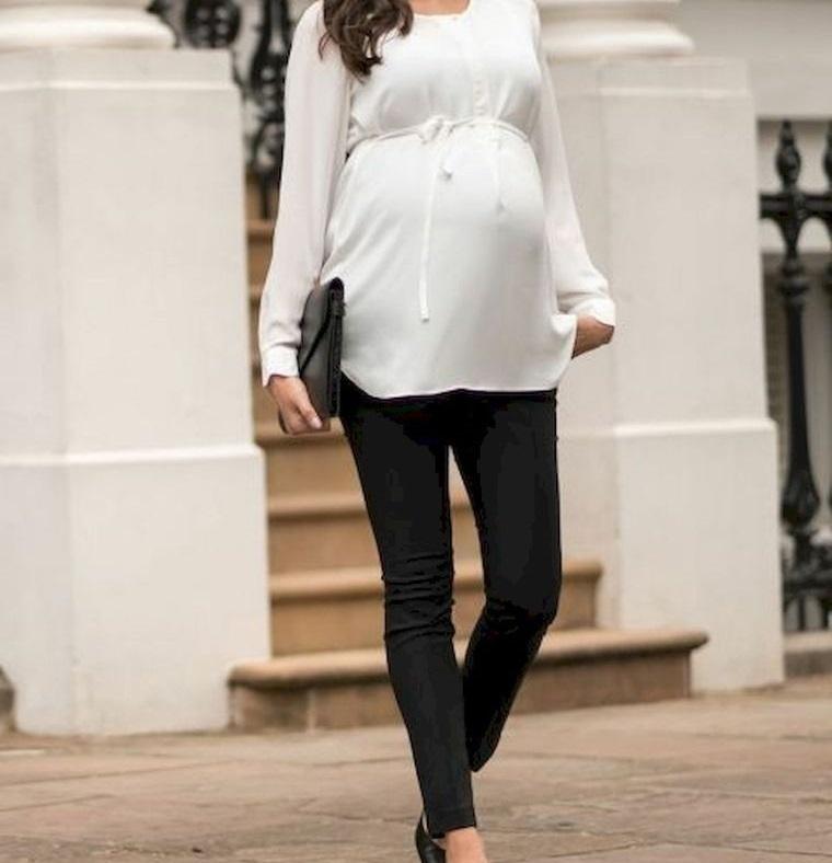 ropa para embarazadas estilo casual