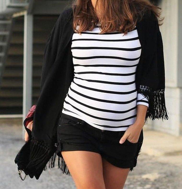 ropa para embarazadas estilo