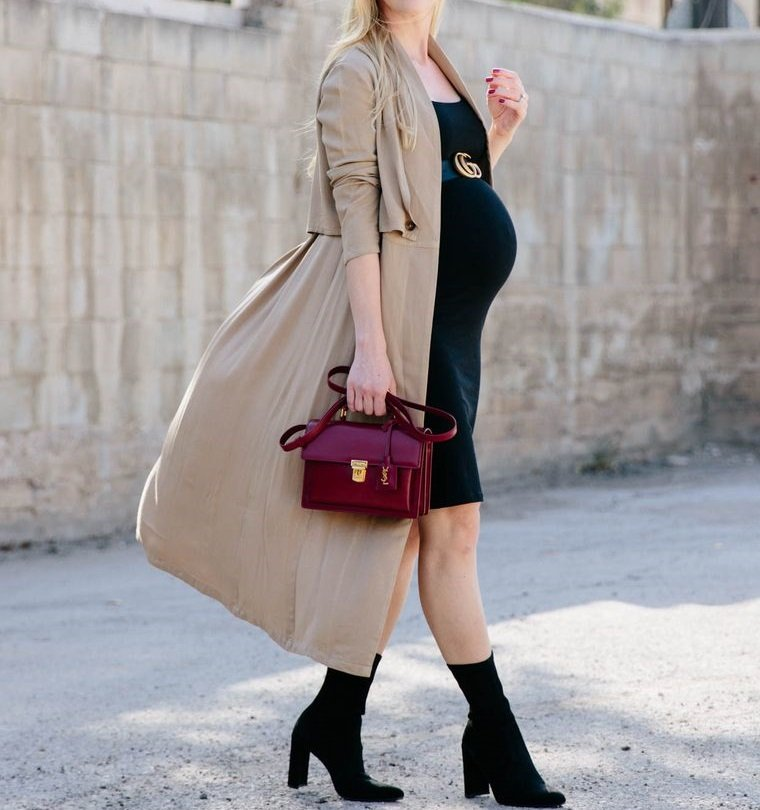 ropa para embarazadas moda casual elegante