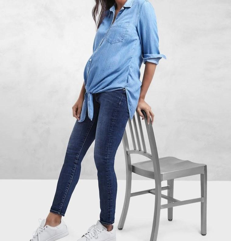 ropa para embarazadas moda casual