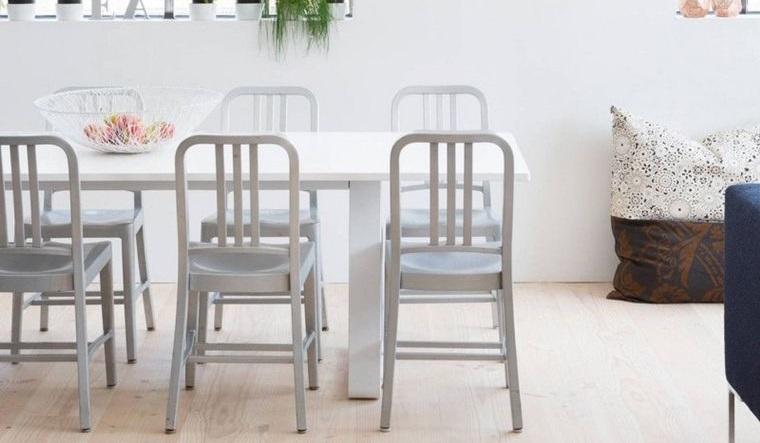sillas de diseño navy