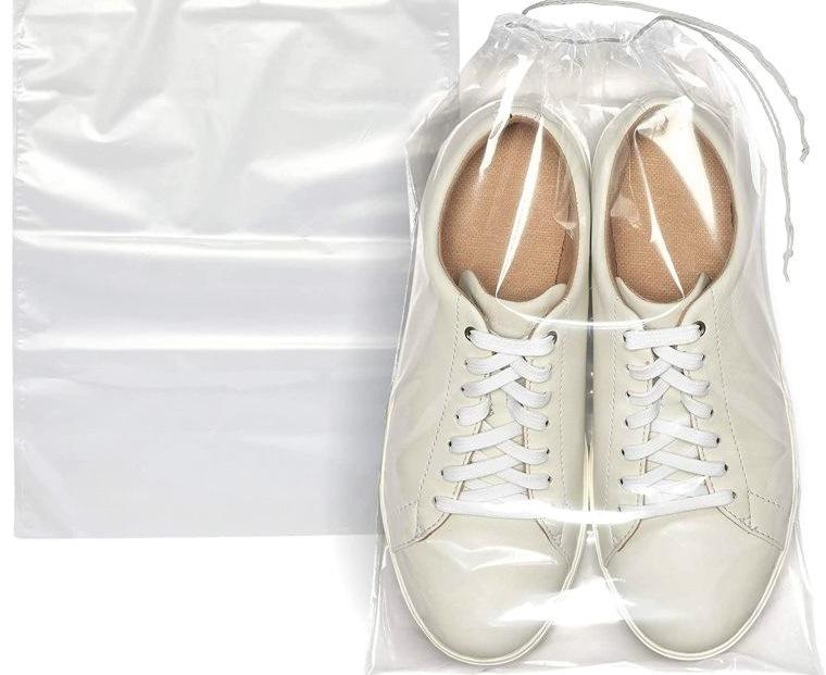 zapatos blancos almacenarlos adecuadamente